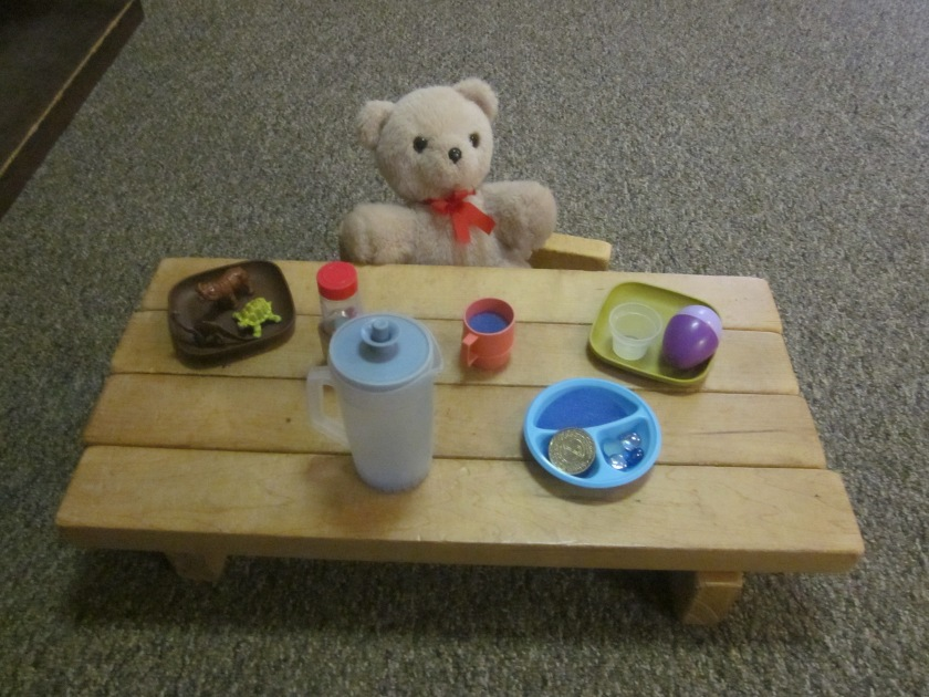 Joon's picnic table